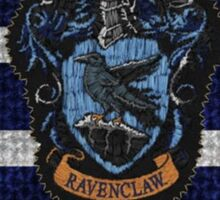 Ravenclaw Knitted Sticker