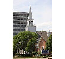 Allegheny Center Alliance Church Photographic Print
