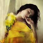 daffodils by whatmilk