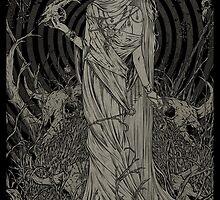 Second Witch by Maciej Kamuda