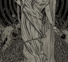 Second Witch Sticker