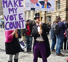 Make My Vote Count by Yonmei