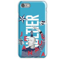 Jean Paul Gaultier Collage iPhone Case/Skin