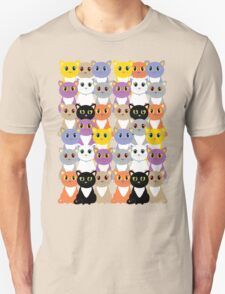 Only A Glaring Of Cats T-Shirt