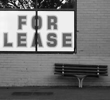 For Lease by Roger Barnes