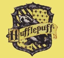 Hufflepuff 6 Kids Clothes