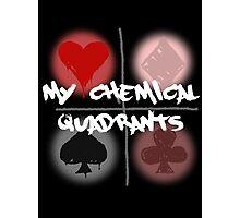 My Chemical Quadrants Photographic Print