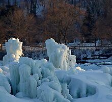 Nature's Ice Sculptures by OsirisPQ