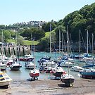 Illfracombe Harbour by Kezzarama