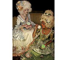 Tea Party Photographic Print