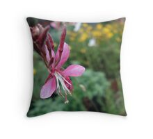 Gaura Throw Pillow