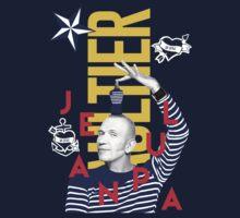 Jean Paul Gaultier Collage Kids Tee