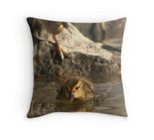 Incoming... Throw Pillow