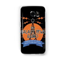 Galaxy News Radio Samsung Galaxy Case/Skin