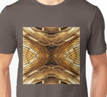 Basket Weaver Wings Unisex T-Shirt