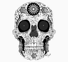Hypnotized Skull  Unisex T-Shirt
