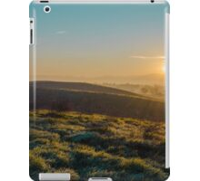 Hilltop Sunrise iPad Case/Skin
