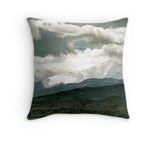 My Mountain Throw Pillow