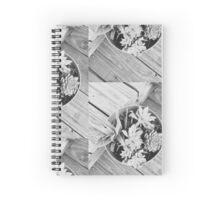 cactus terrarium  Spiral Notebook