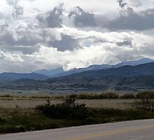 Storm Clouds by Barb Miller
