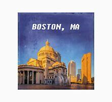 Boston Sculptors Gallery , Christian Science Plaza , Boston, MA Unisex T-Shirt