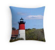 Cape Cod Lighthouse Throw Pillow