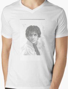 Moonshine Washing Line Mens V-Neck T-Shirt