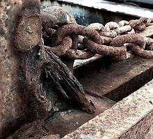 Crusty rusty faded by Duncan Cunningham