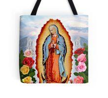 Our Lady Of Die Antwoord Tote Bag