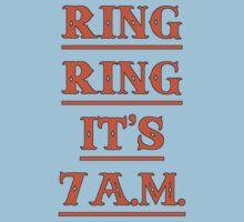 Ring, Ring... Kids Clothes