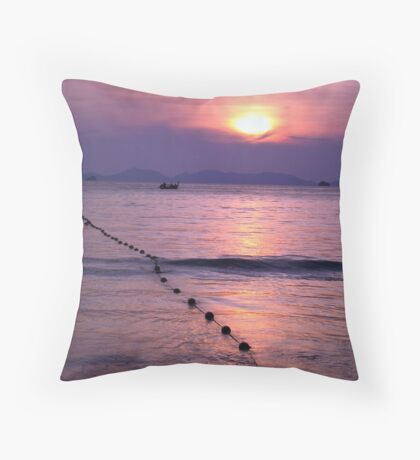 Andaman Delight Throw Pillow
