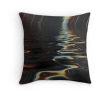 Flood Gates Throw Pillow