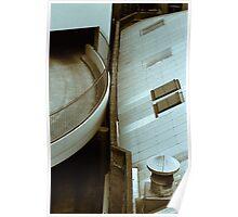 CBD Rooftop no.4 (duotone) Poster
