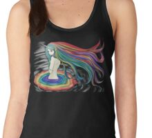 Rainbow Bath Women's Tank Top
