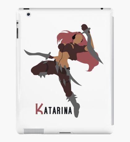 Rock my Katarina iPad Case/Skin