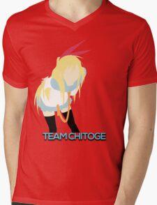 Nisekoi - Team Chitoge V2 Mens V-Neck T-Shirt