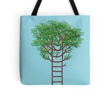 Ladder Tree Tote Bag