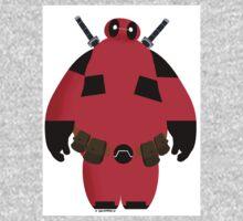 Deadpool Baymax 2 Kids Clothes