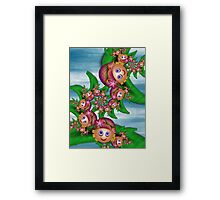 Inner Child - The Ladies Who Lunch Framed Print