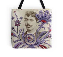 The Enchanted Cravat Tote Bag