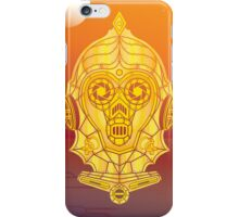 Steampunk C-3PO iPhone Case/Skin