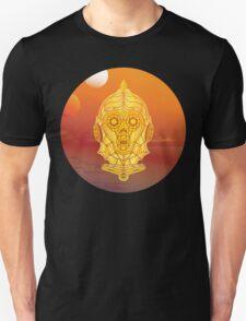 Steampunk C-3PO Unisex T-Shirt