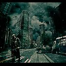 """Endworld """" just like paradise"""" by Drummy"""