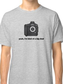 8 bit Pro DSLR Big Deal Classic T-Shirt