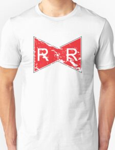The Red Ribbon Army, Vintage Style (Dragonball) T-Shirt