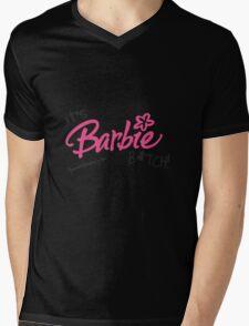 barbie bitch Mens V-Neck T-Shirt