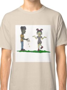Young Monsters In Love Classic T-Shirt