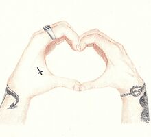 In love (Harry Styles and Louis Tomlinson) by jeneva