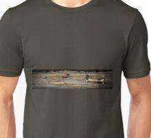 Three Old Boats Unisex T-Shirt