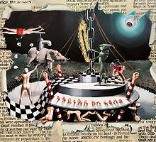 The Circus of Life by Leo  Herreygers
